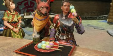 A Monster Hunter Rise DLC-related bug may prevent you from entering your saved game