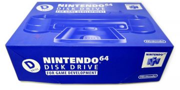 A collector opens a new Nintendo 64DD development kit and shares images of the rarity
