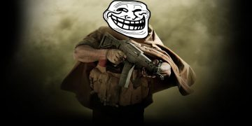 """A fan of Call of Duty Warzone discovers the mythical """"troll face"""" hidden within the game"""