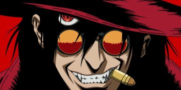 Amazon is developing a live action movie from the Hellsing manga