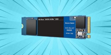 An SSD so that the games fly on your PC: it is the Western Digital SN550 and it is reduced to 63 euros