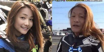 An attractive Japanese influencer turns out to be a 50-year-old man with a photo filter