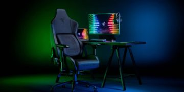 Analysis Razer Iskur Black Edition, the most ergonomic gaming chair on the market
