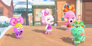 Animal Crossing New Horizons receives new update: new items, Sanrio and anniversary cake