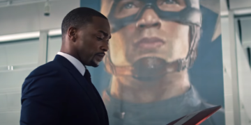 Anthony Mackie would like Falcon to participate in the Blade movie
