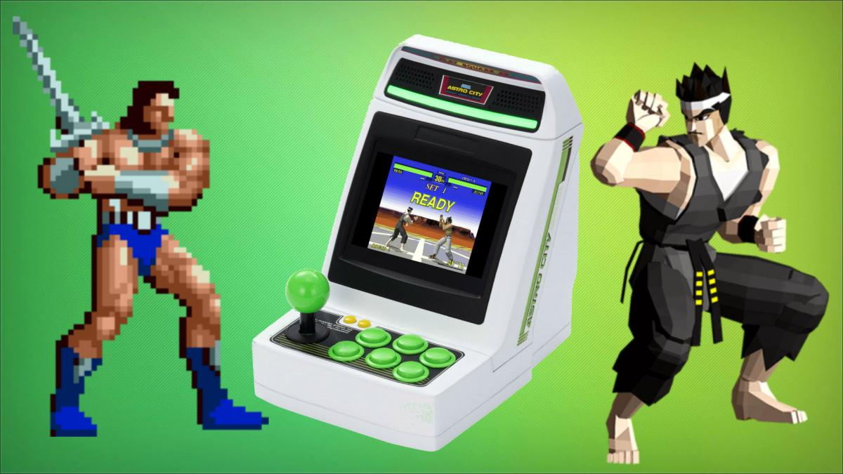 Astro City Mini Arcade, from SEGA, will arrive in the US thanks to Limited Run Games ... but with very few units