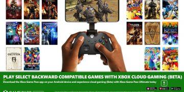 Backward compatible games like Gears of War 3, Fallout New Vegas or Banjo-Kazooie come to Game Pass on Android