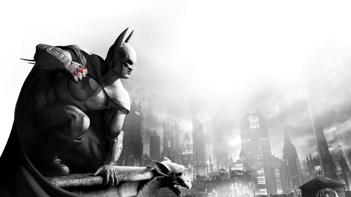 Batman Arkham City receives an update on PS5, which fixes resolution errors
