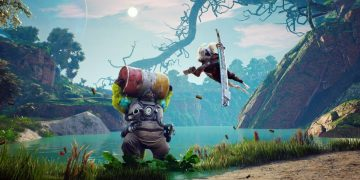 Biomutant will be available on PC EA Play Pro from launch day