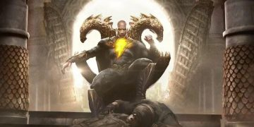 Black Adam - Dwayne Johnson reveals first page of script
