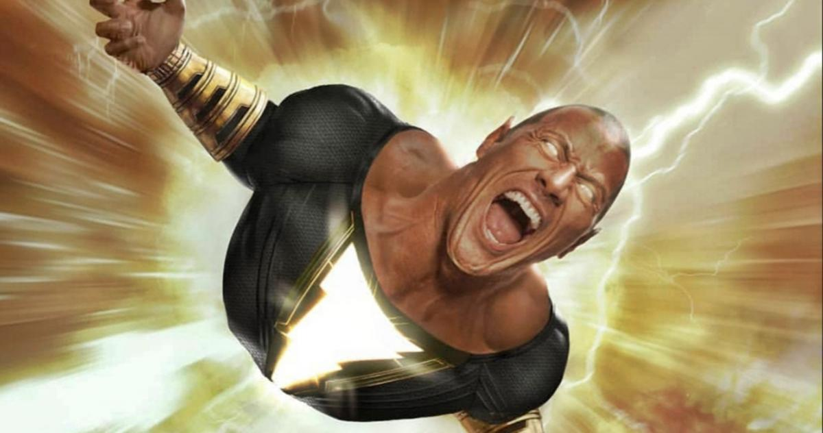 Black Adam announces its official release date for 2022