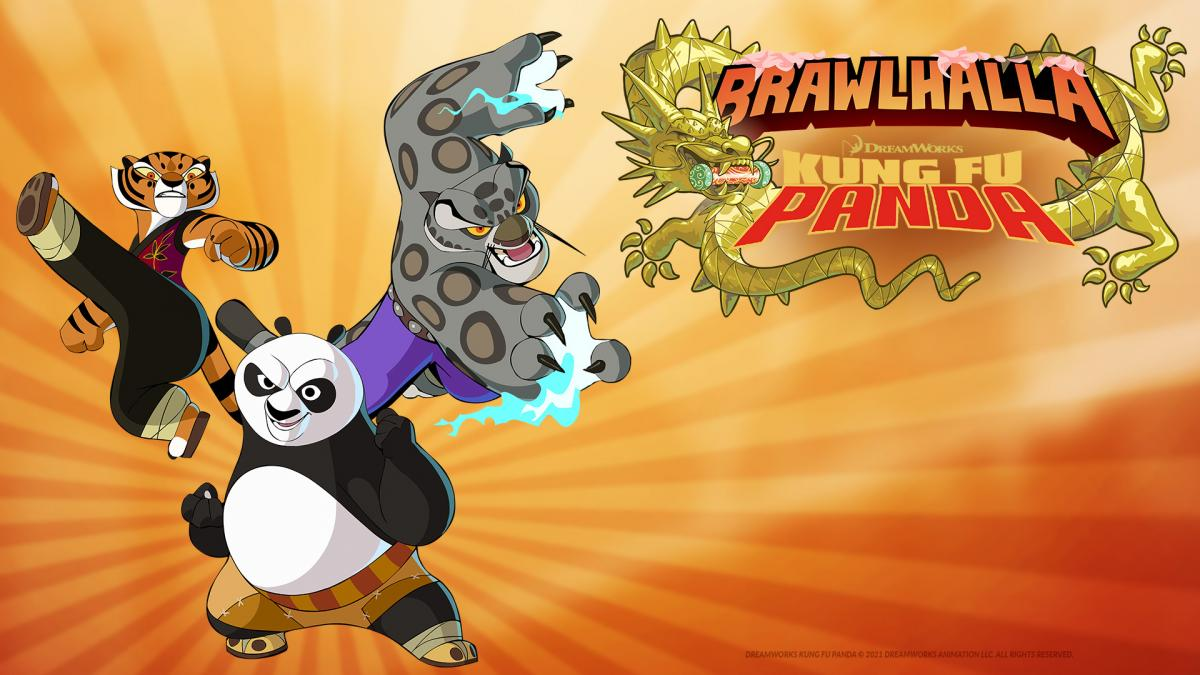 Brawlhalla announces crossover with Dreamworks movie Kung Fu Panda