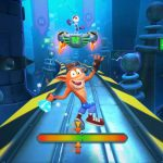Crash Bandicoot On the Run is now available for iOS and Android devices, with a new trailer released