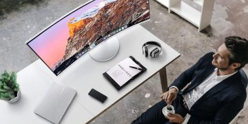 Curved, panoramic and QLED screen: every gamer's dream come true is on sale at Amazon for € 594