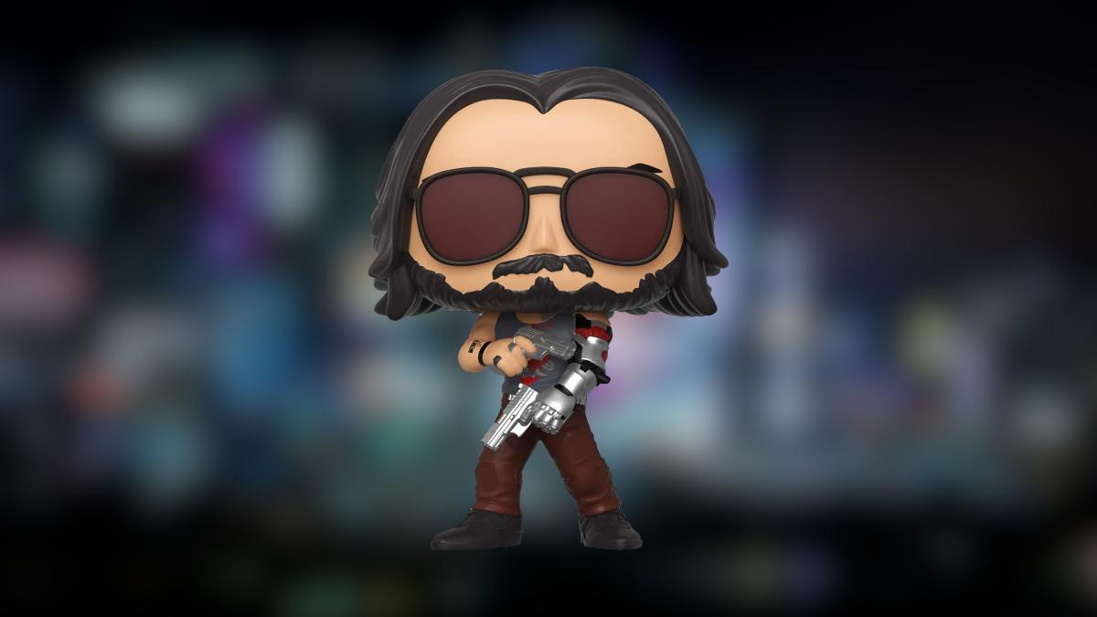 Cyberpunk's Johnny Silverhand Funko Pop is back: Amazon has stock and sells it for only 10 euros