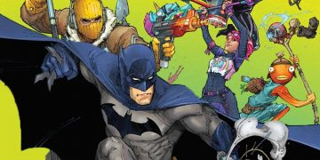 DC and Fortnite Collaboration Comic Reveals Batman Coming to Season 6 with New Skin and Batcave