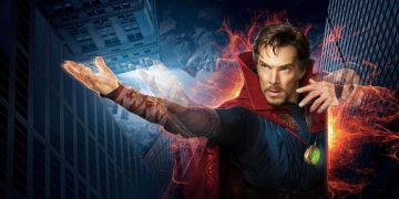 Doctor Strange could wear a new suit in the Multiverse of insanity