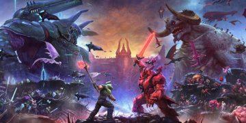 Doom Eternal Old Gods part 2 releases teaser trailer on March 15