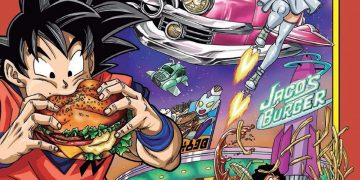 Dragon Ball Super - Cover and date of numbers 51 and 52 of the Red Series of Comic Planet