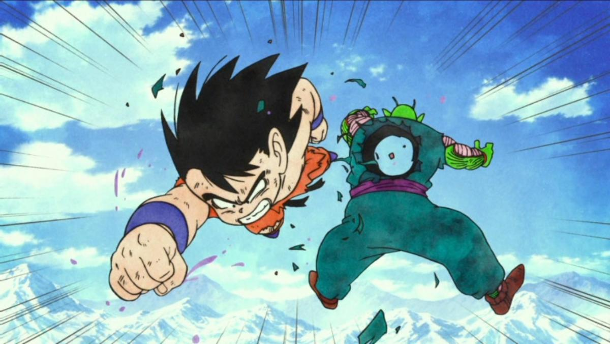 Dragon Ball on Blu-ray - Box 6 Release Date and Cover