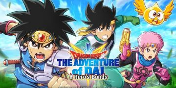 Dragon Quest: The Adventure of Dai - A Hero's Bonds, Mobile RPG, Coming West This Year
