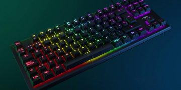 ESG K6 Mechanik review, the entry-level RGB and mechanical keyboard for less than 38 euros