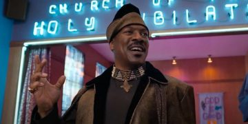 Eddie Murphy already has an idea for a sequel to The King of Zamunda