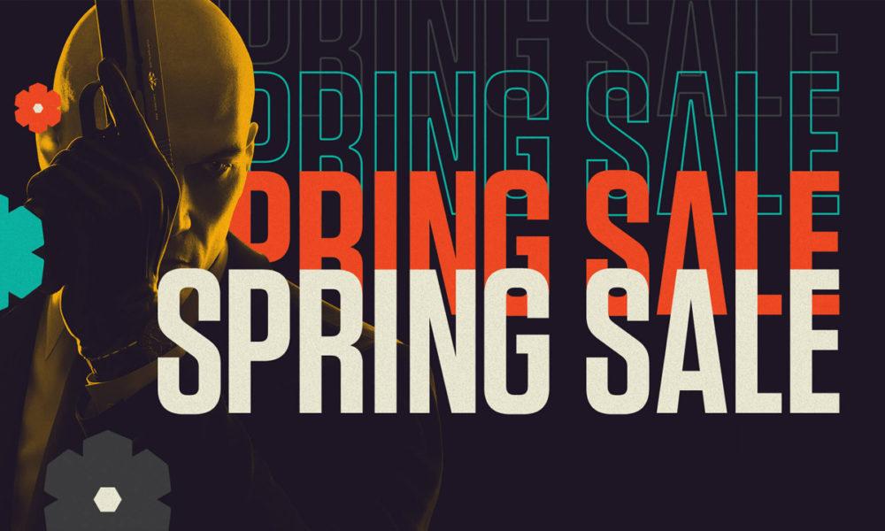 Ofertas de primavera Epic Games Store