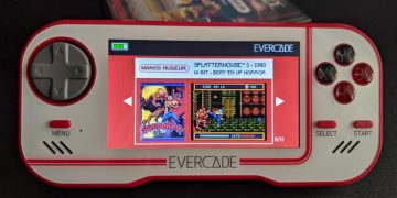 Evercade anticipates its Evercade VS.  A new multiplayer console?