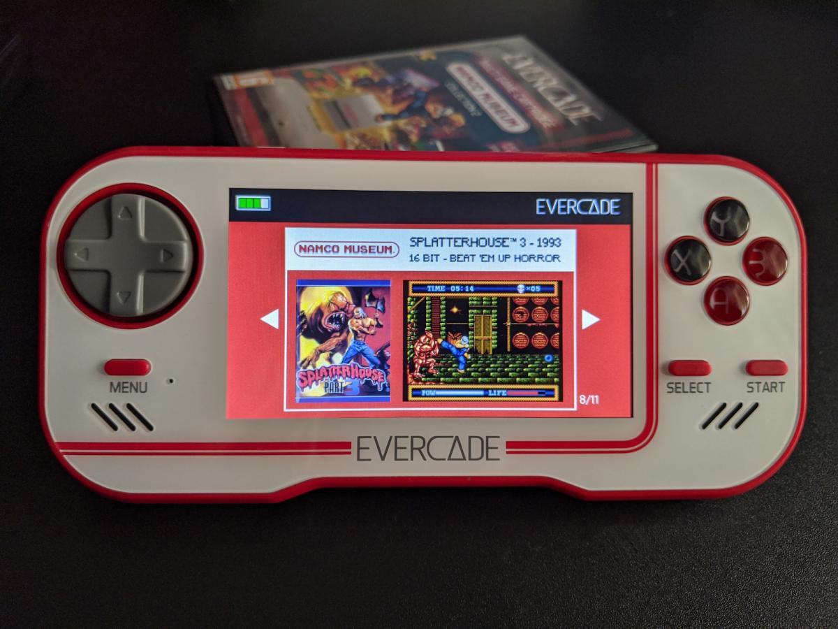Evercade anticipates its Evercade VS.  A new multiplayer console?