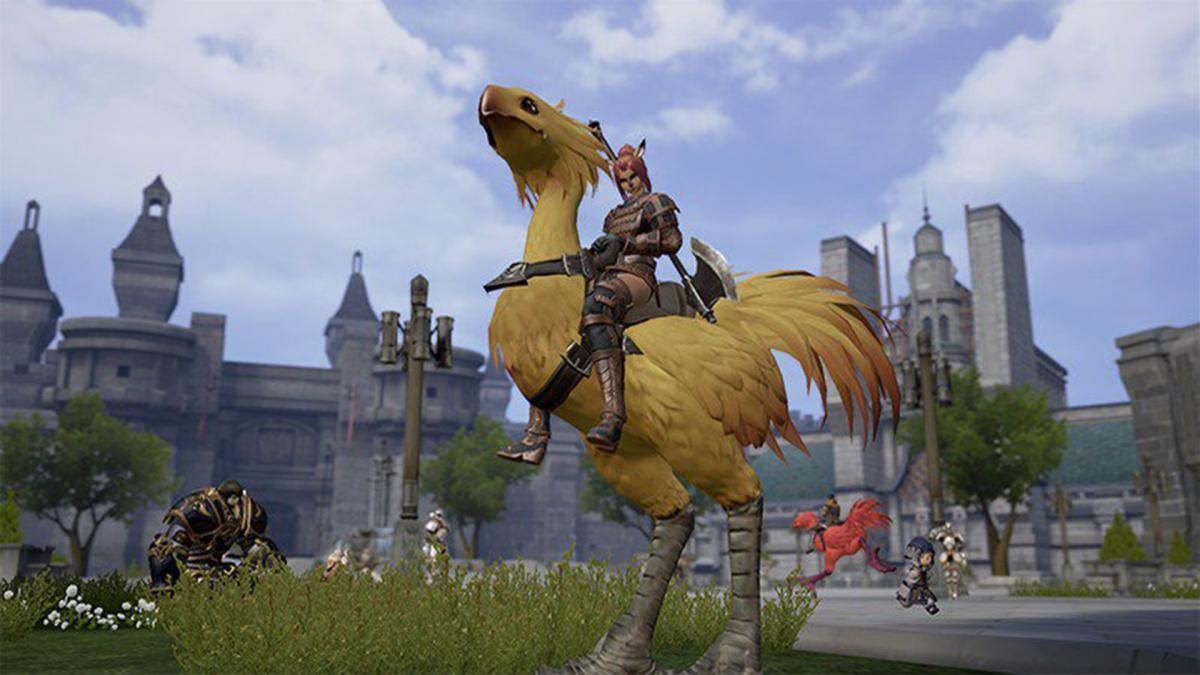 Final Fantasy XI Reboot, the new version of the MMORPG for mobile phones, canceled