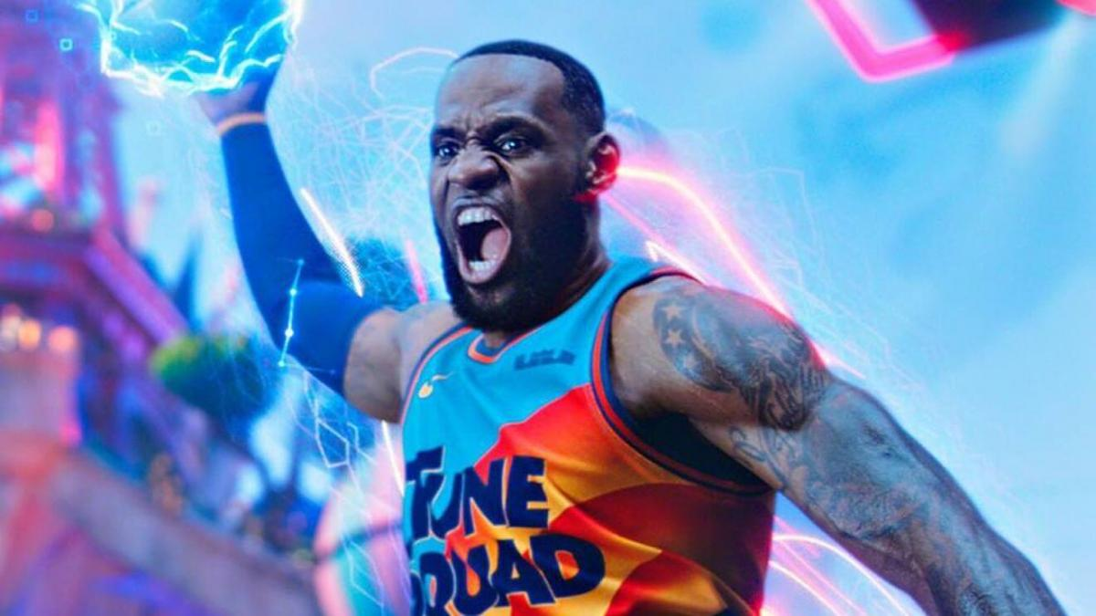 First look at Space Jam: New Legends, Looney Tunes team up with LeBron James