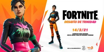 Fortnite announces the competitive Trinidad challenge with which to win the free Trinidad Soldier skin