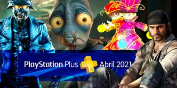 Free PS Plus Games in April 2021 for PS4 and PS5: Days Gone, Oddworld: Soulstorm and Zombie Army 4