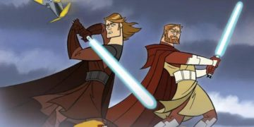 Genndy Tartakovsky's Star Wars Clone Wars, Ewoks, and Boba Fett's Holiday Special Short Come to Disney +