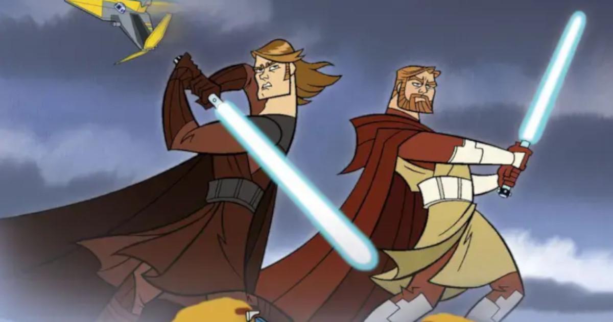 Genndy Tartakovsky's Star Wars Clone Wars, Ewoks, and Boba Fett's Holiday Special Short Come to Disney +