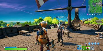 Get information about a character in Fortnite week 15: how to complete the challenge easily