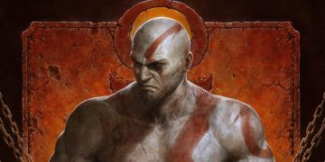 God of War: Fallen God comic, recounting the events after God of War III, introduces Egyptian mythology