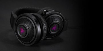 Good and comfortable Razer Kraken gaming headphones even in summer, compatible with PS5, Xbox and PC, for only 55 euros