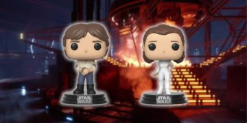 Han and Leia, together in Funko Pop format for less than 30 euros in this offer