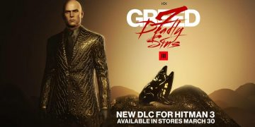 Hitman 3 announces the first part of its DLC Seven Deadly Sins, focused on the deadly sins