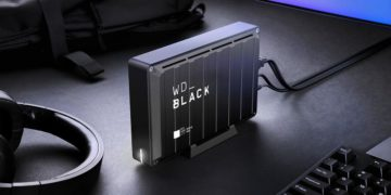 If you no longer fit the games on your console, do not delete any: this 4 TB hard drive has plenty of space and only costs 104 euros