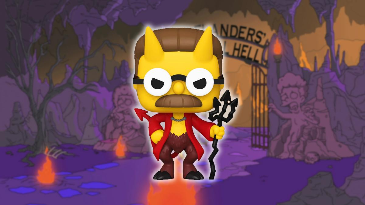 If you would sell your soul for a donut, close the deal with this Flanders Diablo Funko: it is reduced to 10 euros