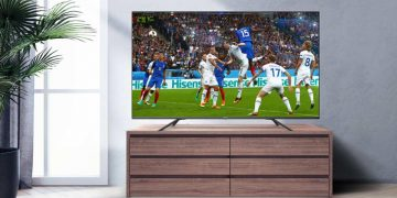 "It could be the cheapest 4K Smart TV on the market: this 43 ""Hisense is perfect for watching series and playing games for only 340 euros"
