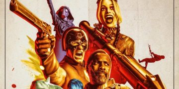 James Gunn shares the official poster of the Suicide Squad, which precedes the arrival of the first trailer
