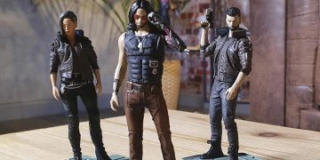 Keanu Reeves in your living room?  Unboxing of the Totaku figures from Cyberpunk 2077