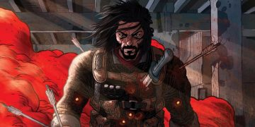 Keanu Reeves will bring his BRZRKR comic to Netflix with a movie and an anime