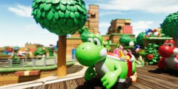Learn about the attractions, minigames and other details of Super Nintendo World with this tour