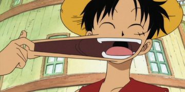 Low Cost Cosplay crack manages to stretch like Monkey D. Luffy from One Piece