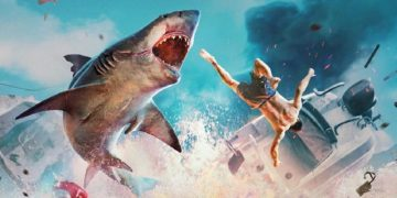 Maneater and his killer sharks announce their arrival on Nintendo Switch this spring